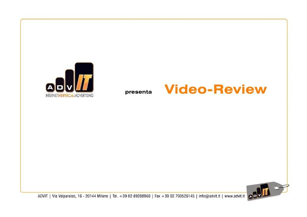 presenta   Video-Review                               A01