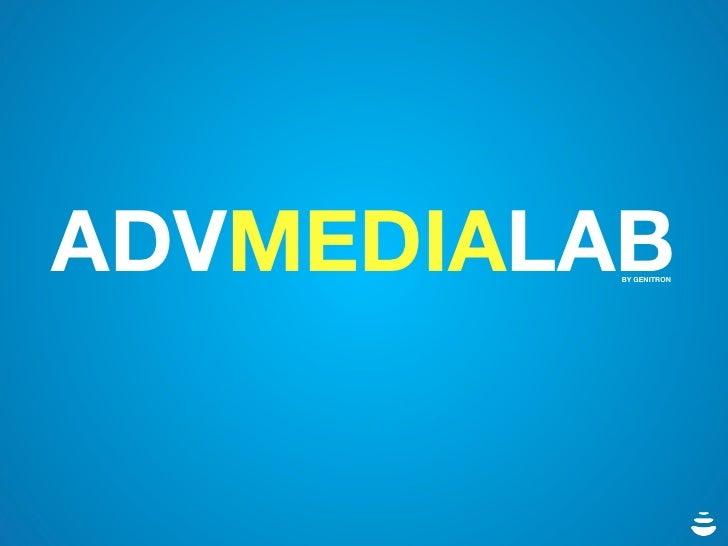 Adv Media Lab by Genitron - Digital marketing & new media agency
