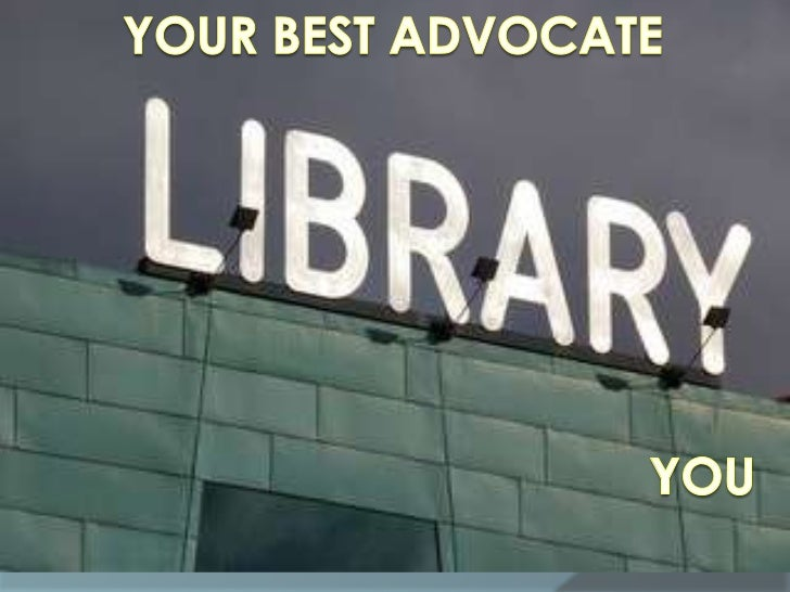 Advocacy! Ways to Promote Your Library