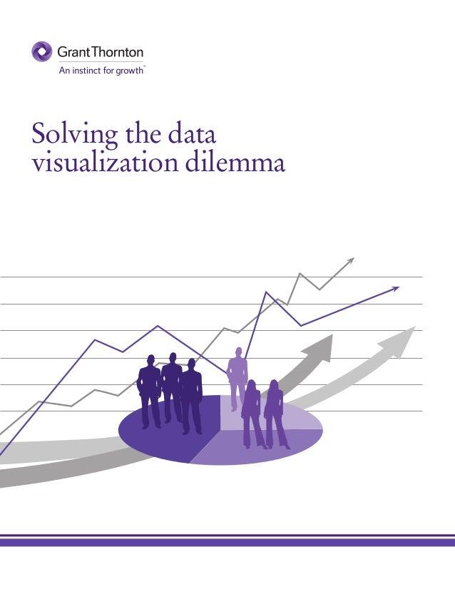Solving the data visualization dilemma