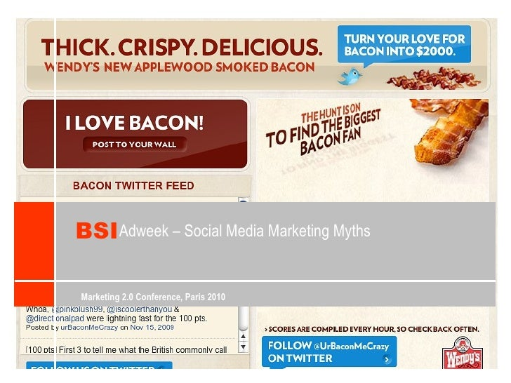 Adweek – Social Media Marketing Myths