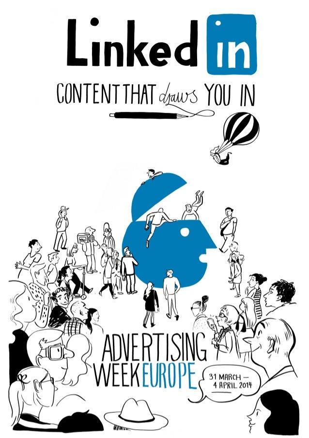 Advertising Week Europe - The Graphic Novel