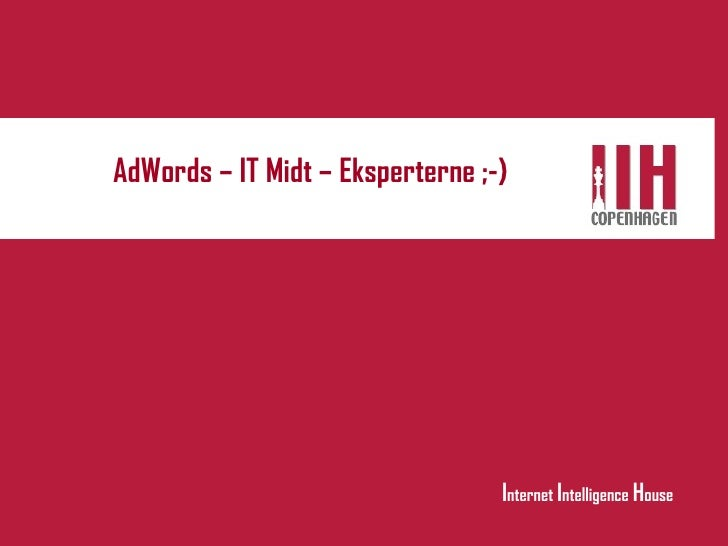 AdWords Ekspert
