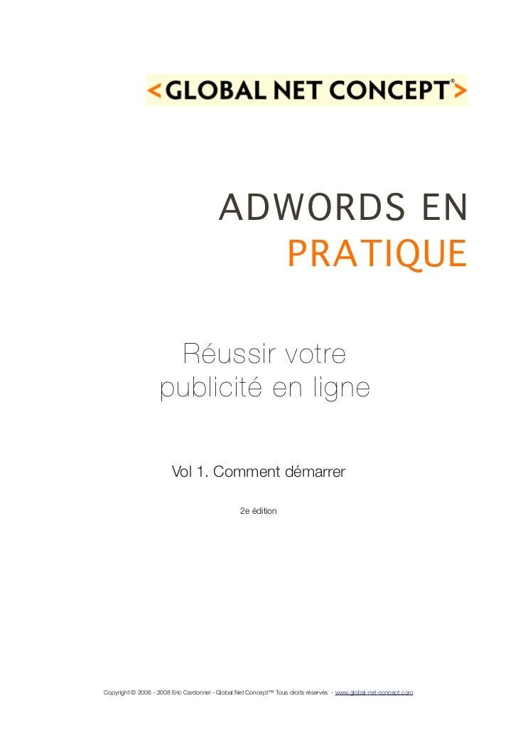 Adwords en-pratique-vol1