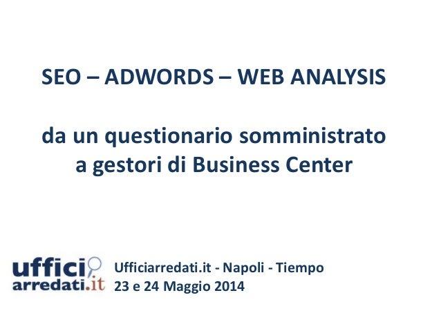 Adwords Seo per Business Center