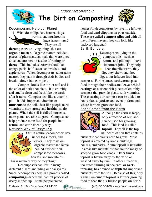 Alf img - Showing > Compost Worm Worksheets