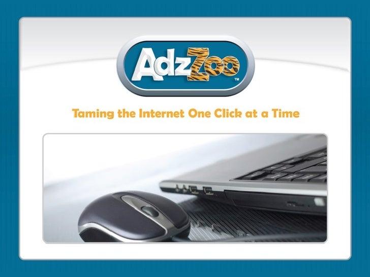 Adz Zoo Customer Presentation2