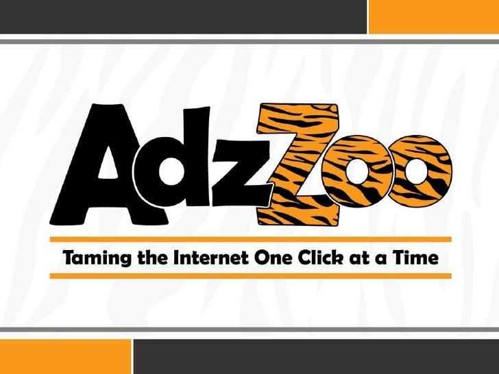 AdzZoo Retail Presentation