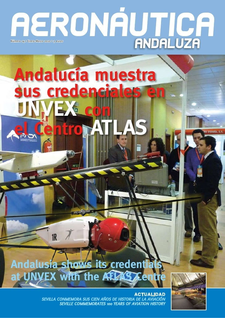 Aeronáutica Andaluza N14