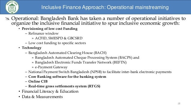 bangladesh automated cheque processing system bacps Financial sector of bangladesh comprises with commercial banks, non-bank  financial  bangladesh automated cheque processing system (bacps) and ii.