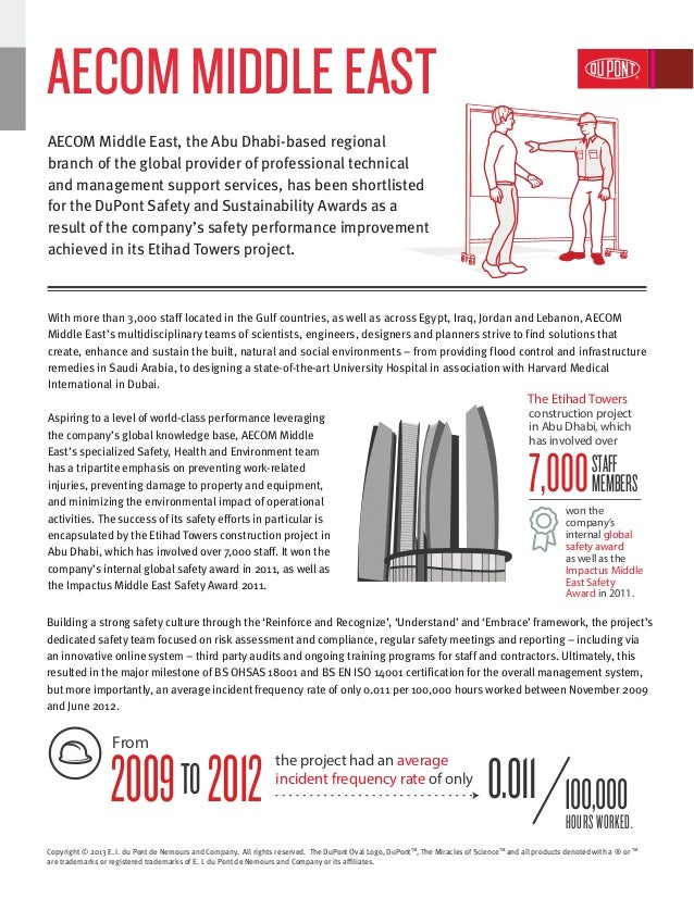 With more than 3,000 staff located in the Gulf countries, as well as across Egypt, Iraq, Jordan and Lebanon, AECOM Middle ...