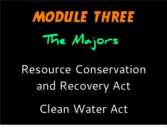 Advanced Environmental Crimes Training Program M3