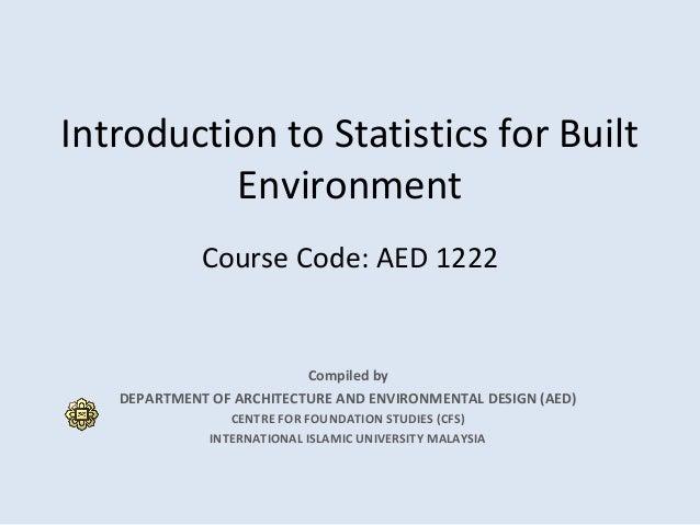 Aed1222 lesson 6