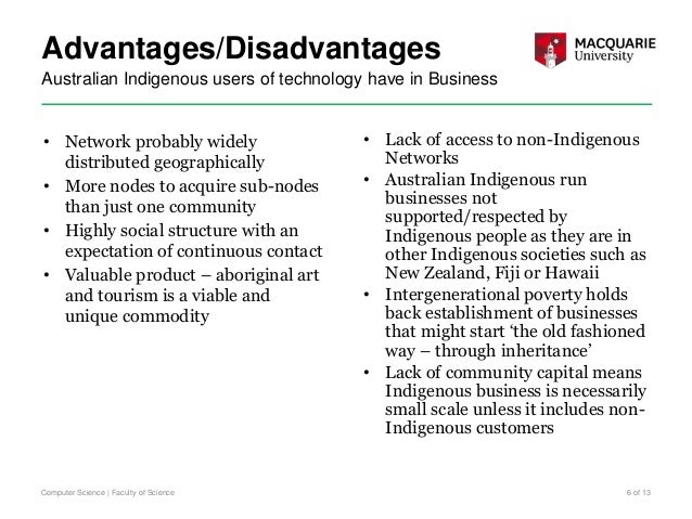 advantages and disadvantages of networks