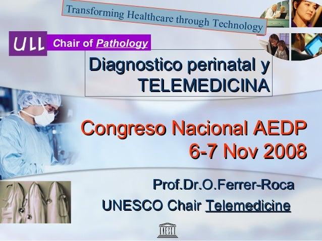 2008- Prenatal diagnosis