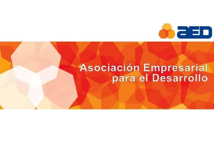 Presentacion Empresarial AED