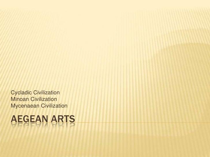 Aegean Arts