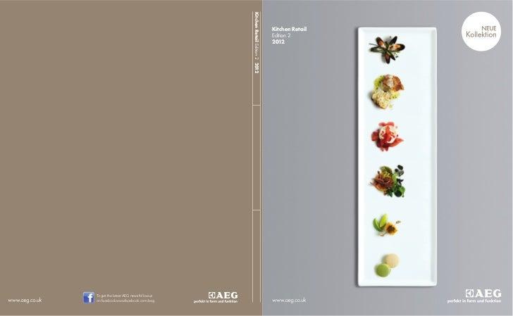Aeg Kitchen Retail 2012