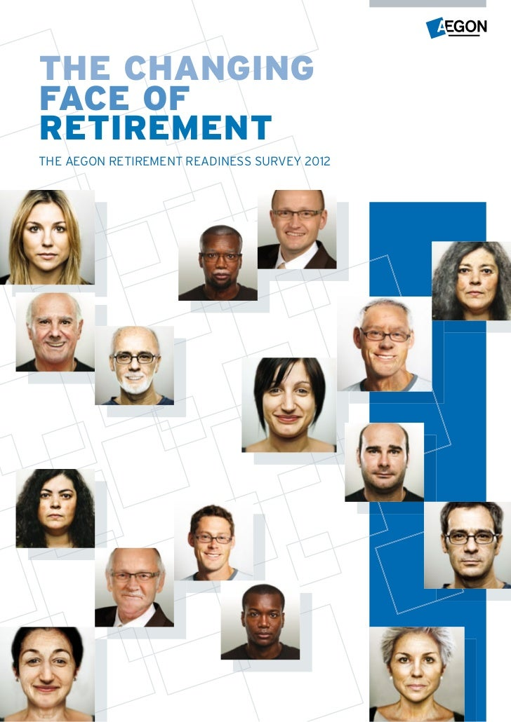 The Changing Face of Retirement