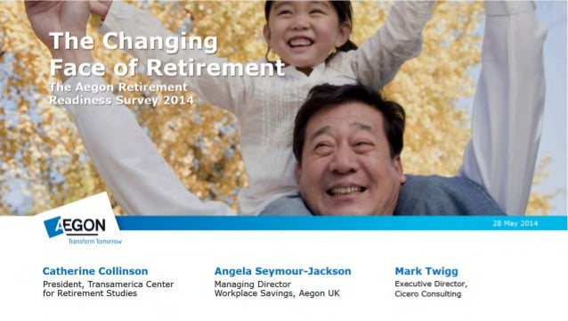 Aegon Retirement Readiness Survey 2014 Summary