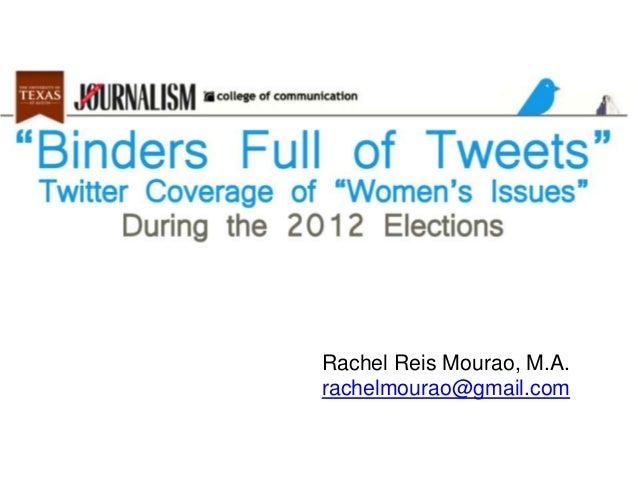 Rachel Reis Mourao, M.A. rachelmourao@gmail.com