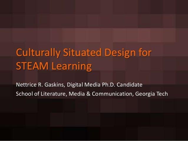 AERA presentation
