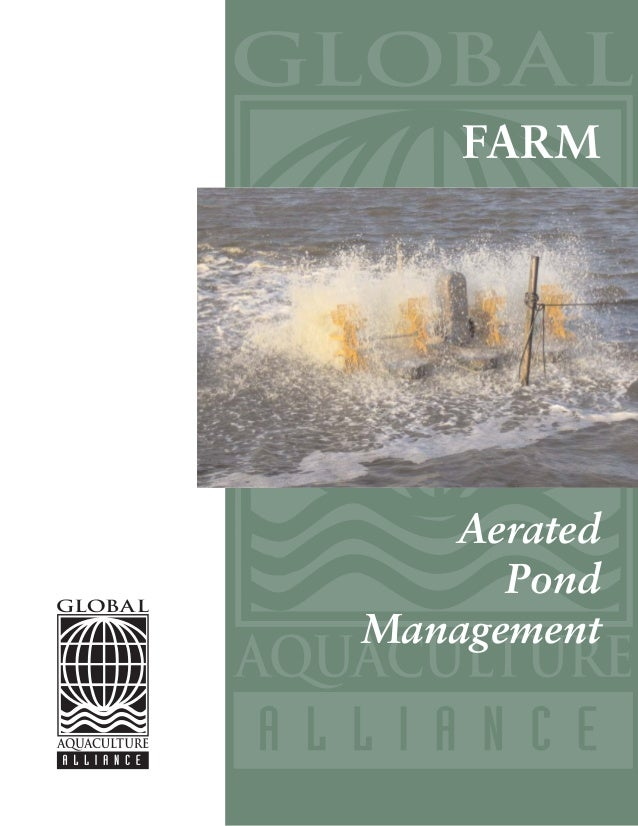 FARM Aerated Pond Management