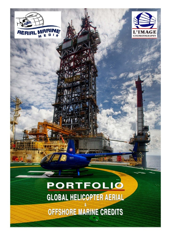 PORTFOLIO GLOBAL HELICOPTER AERIAL            & OFFSHORE MARINE CREDITS