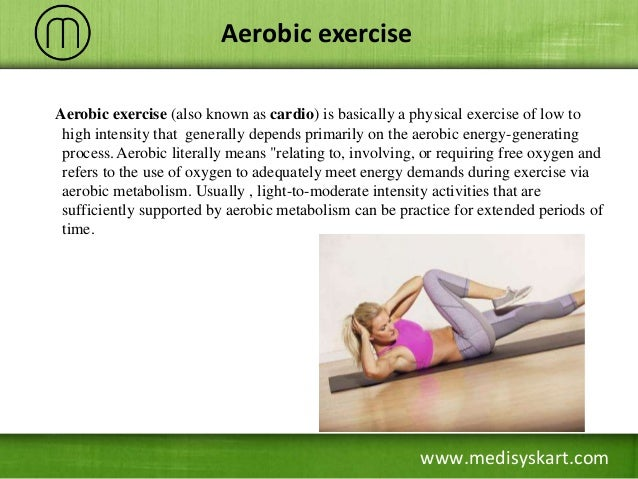 Benefits and Methods of High Intensity Exercise foto