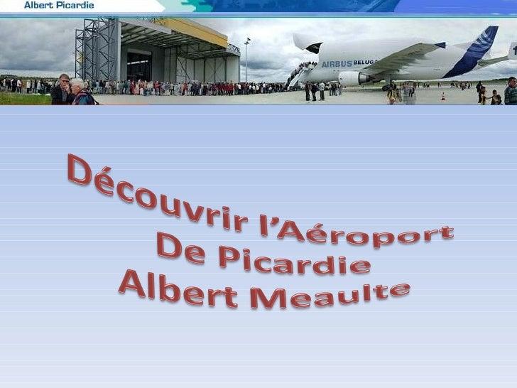 Aeroport De Picardie 2009  Ja Visite (1)