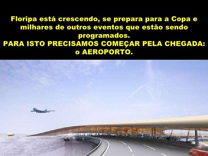 Aeroporto de floripa