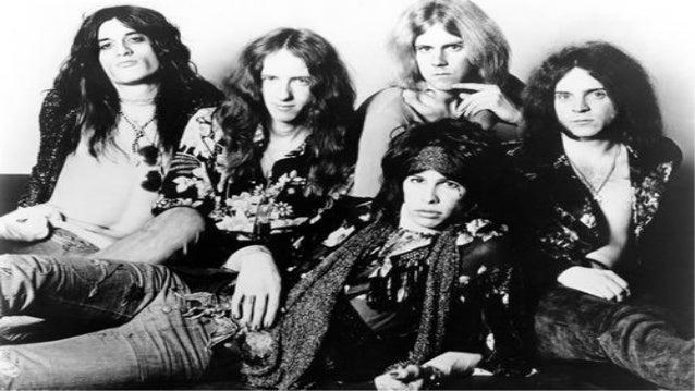 Presentacion:● Aerosmith es una banda estadounidense de hard rock. Su sonidoagresivamente rítmico tiene raíces en el blues...