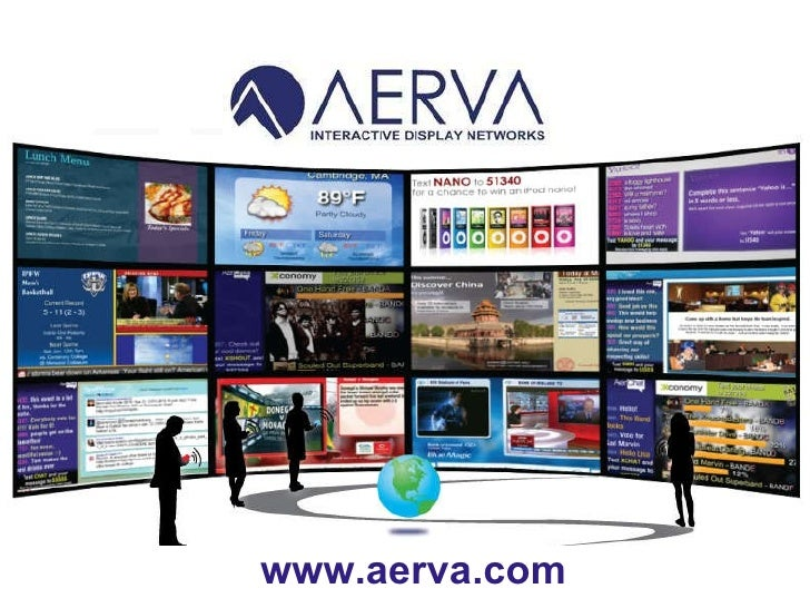 Aerva pp case studies in action 2010