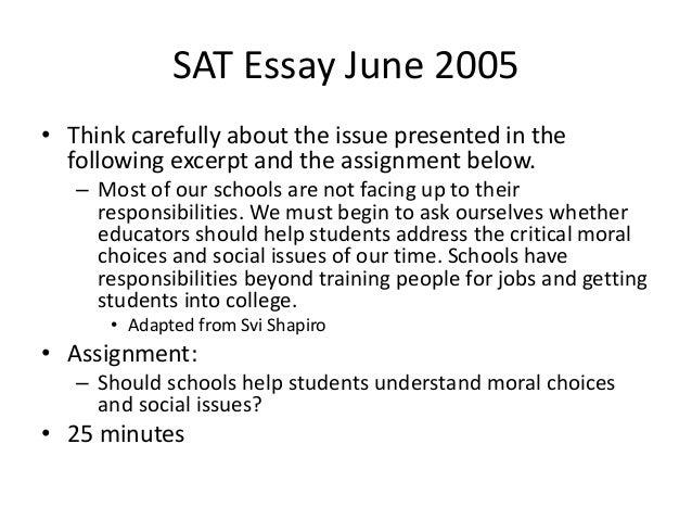 Grade My Sat Essay