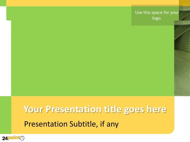 Your Presentation title goes here