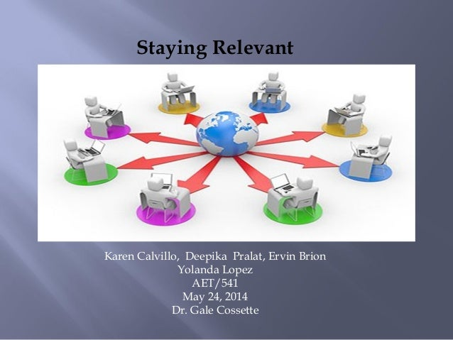 AET541_Staying Relevant_Team A