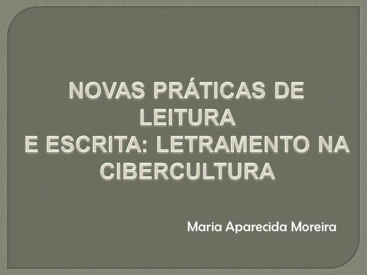 Maria Aparecida Moreira