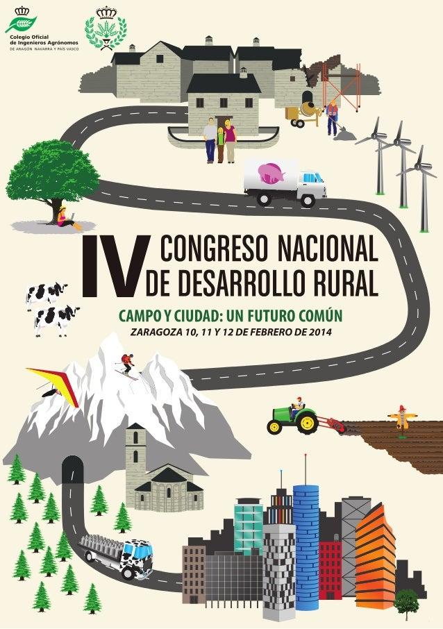 Libro-programa IV Congreso Nacional Desarrollo Rural