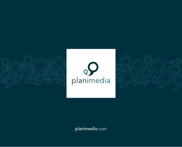 En Planimedia trabajamos para ayudarte a incrementar al máximo el volumen de tus ventas y beneficios, mejorar la experienc...
