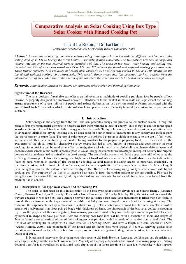 International Journal of Modern Engineering Research (IJMER)www.ijmer.com Vol.3, Issue.3, May-June. 2013 pp-1290-1294 ISSN...