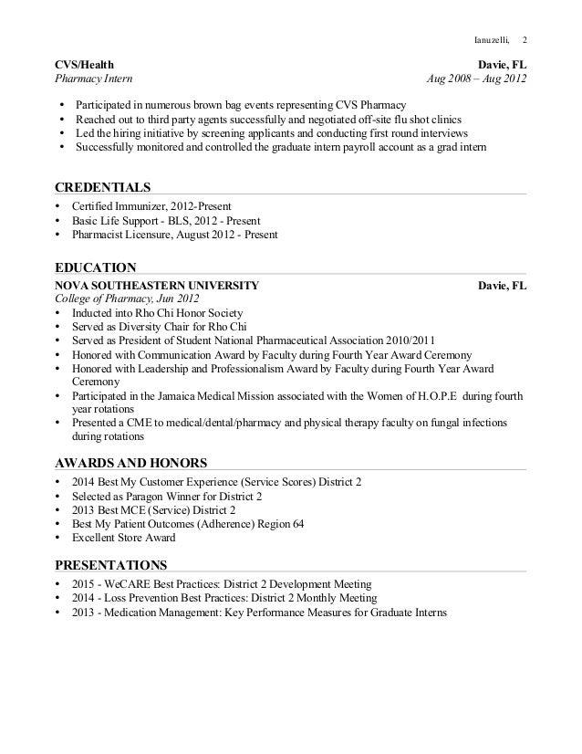 ianuzelli resume