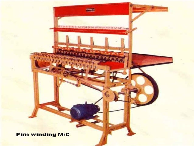 weaving preparation Textile sizing: textile sizing is one of the most important operations in weaving preparation after winding and warping process yarn.