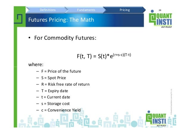 Commodity trading strategies futures