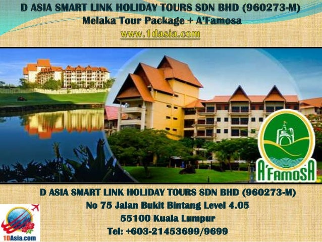 A' famosa Tour Package