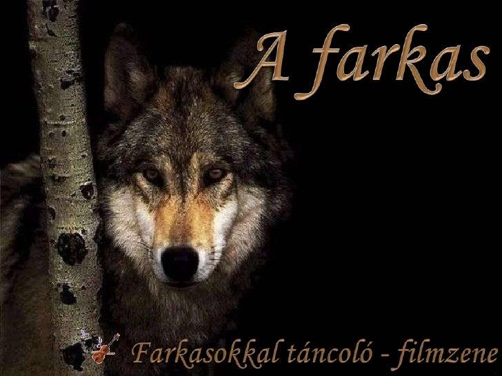 A farkas<br />Farkasokkal táncoló - filmzene<br />