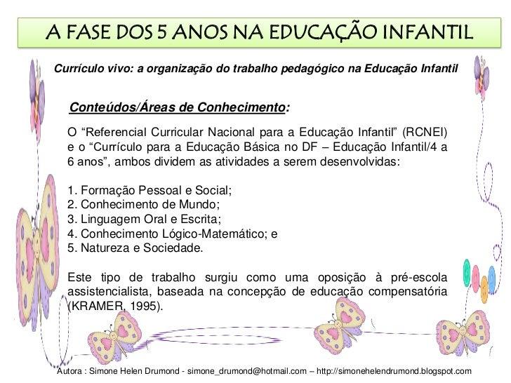 Organização pedagógica da escola currículo planejamento e avaliação 8