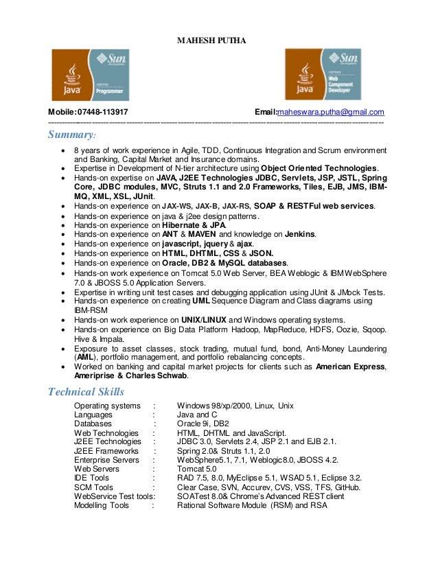 hadoop architect resume architect resume samples student resume