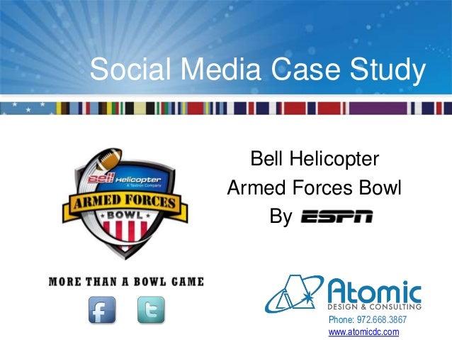 Armed Forces Bowl Social Media Case Study