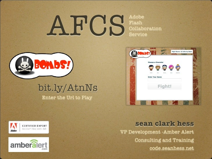AFCS                            Adobe                            Flash                            Collaboration           ...
