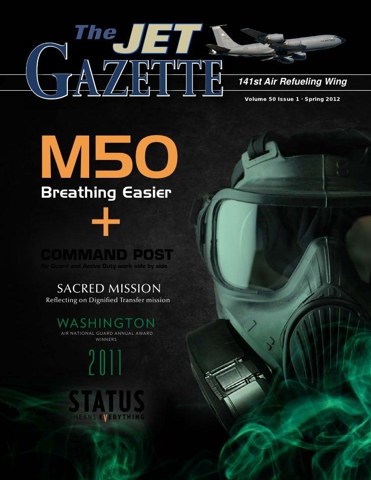 Jet Gazette Spring 2012